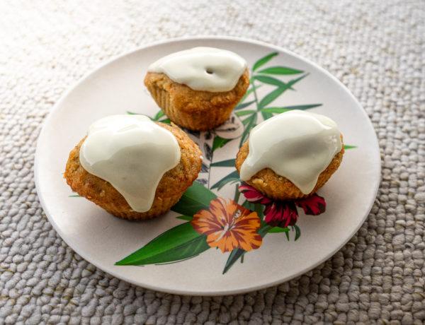 Les muffins raplapla de marion au four omnia